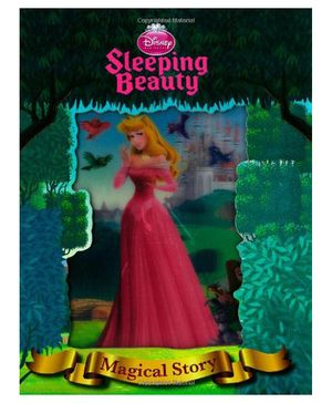 Magical Story Disney Princess Sleeping Beauty - English