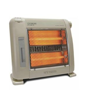 Clearline Quartz Heater With Humidifier PS8616