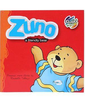Chitra Zuno A Friendly Bear Story Book - English