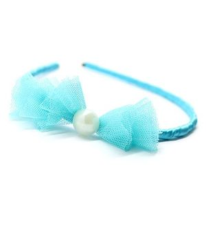 Eternz Haedos Collection Hair Band - Sky Blue
