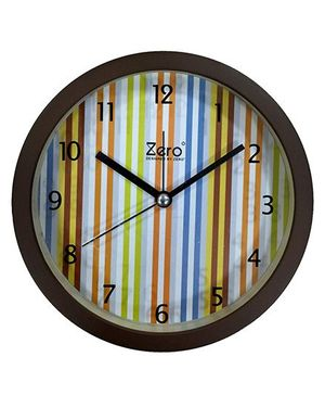 EZ Life Desk Clock - Multicolour