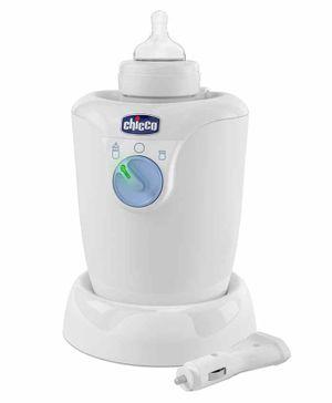Chicco Home Travel Bottle Warmer - White