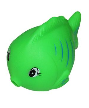 Mamaboo Fish Squeeze Bath Toy - Green