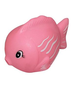 Mamaboo Fish Squeeze Bath Toy - Pink
