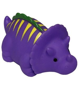 Mamaboo Dino Squeeze Bath Toy - Purple