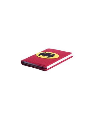 Li'll Pumpkins Cartoon Character Diary - Red