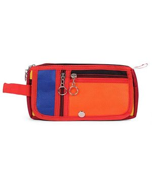 PEP INDIA Trendy Two Patch Pouch