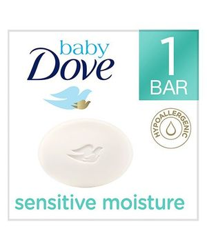 Baby Dove Baby Soap Bar Sensitive Moisture - 75 gm