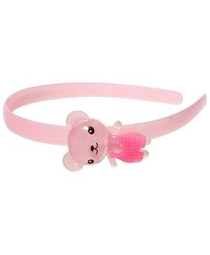 Hair Band - Teddy Print