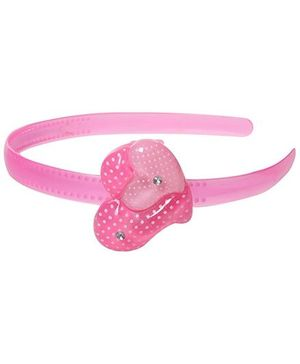 Hair Band - Love Print