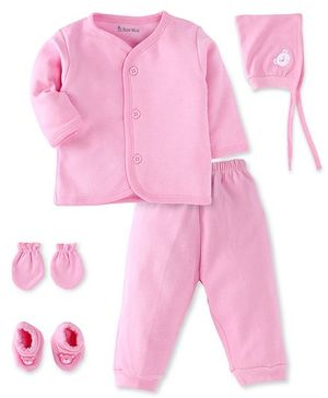Child World Clothing Gift Set - Pink