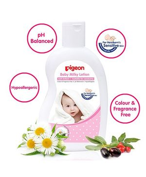 Pigeon Baby Milky Lotion - 200 ml