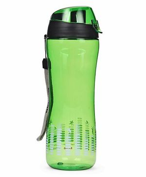 Cello Homeware Sipper Bottle Green - 700 ml