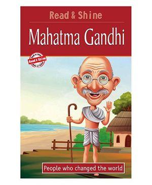 Read And Shine Mahatma Gandhi - English