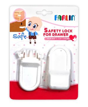 Farlin Safety Lock For Drawers