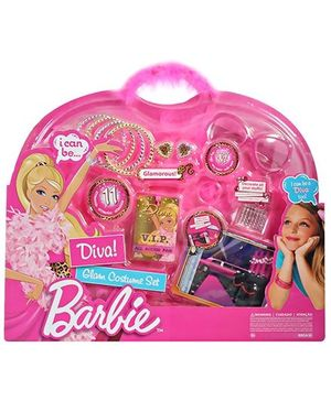 Barbie - I Can Be a Diva Glam Costume Set