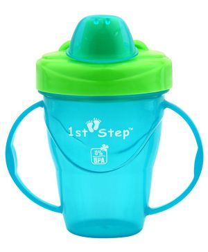 1st Step 2 Handle Cup - Blue