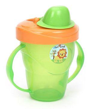 1st Step 2 Handle Cup Green - 180 ml