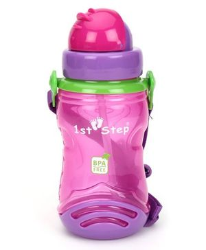 1st Step Sport Sipper Cup Pink - 240 ml