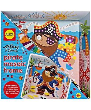 Alex - Bling Along Frames - Pirate