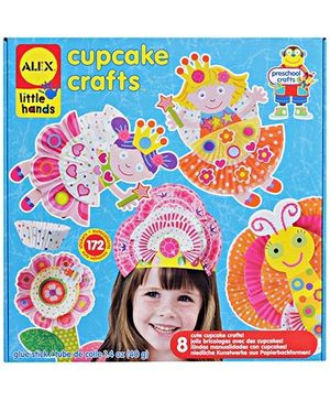 Alex - Cupcake Craft