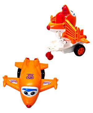 Alex - Paper Bag Puppets