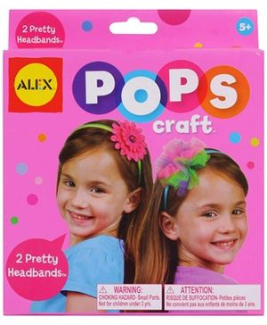 Alex - Pops Craft 2 Pretty Headbands