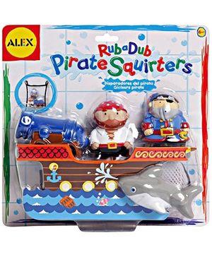 Alex - Pirate Squirters
