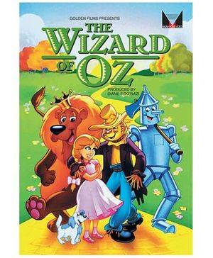 The Wizard Of Oz Animated VCD