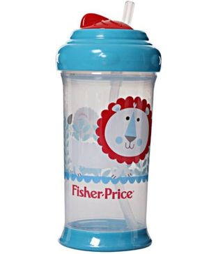 Fisher Price - Spill Proof Cup with Swipey Straw Lid