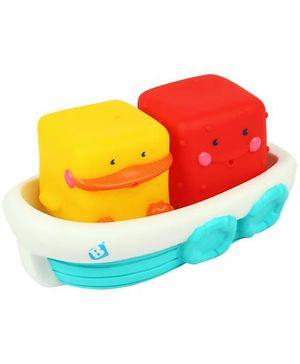 BKids Stack N Float Bath Set - Multi colour