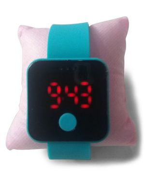 Aakriti Creations Smart Digital Watch - Blue