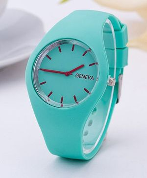 Aakriti Creations Smart & Elegant Analog Watch - Sea Green