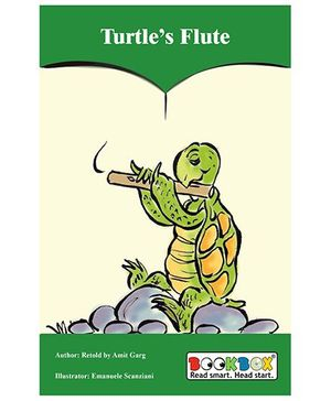 Turtle's Flute Book - English
