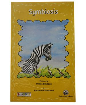 Symbiosis Book And CD - English