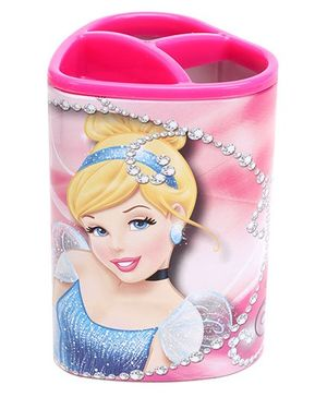 Disney Princess Printed Pen Holder - Pink