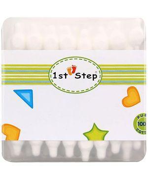 1st Step Cotton Buds - 56 Pieces