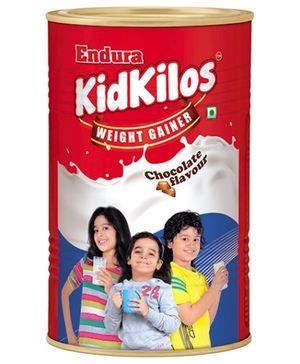 Kidkilos Weight Gainer Chocolate Flavor - 500 Grams
