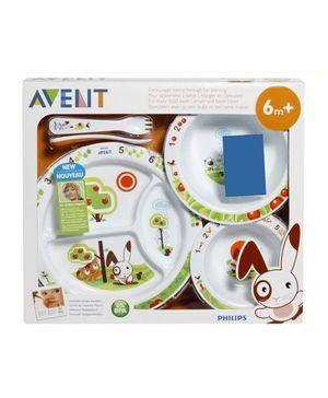 Avent Toddler Meal Time Set