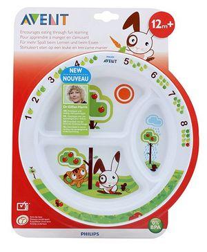 Avent - Toddler Divider Plate