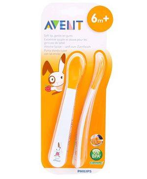 Avent - Toddler Weaning Spoons
