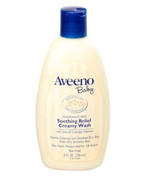 Aveeno - Soothing Relief Creamy Wash