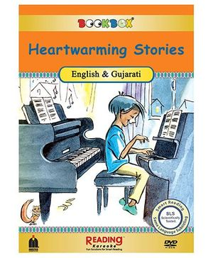 Heartwarming Stories 3 Story DVD - English And Gujarati