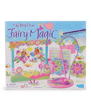 4M My Very Own Fairy Magic Kit - Multi Color