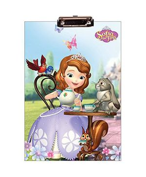 Disney Sofia The First Exam Board - Multi Color