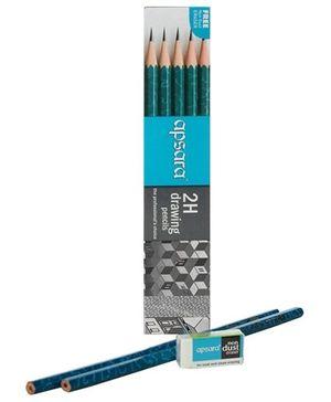 Apsara - 2H Drawing Pencils