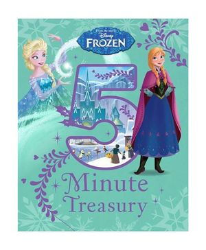 Disney Frozen 5-Minute Treasury - English