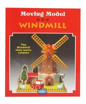 Navneet® Moving Model Windmill