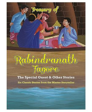The Special Guest And Other Stories By Rabindranath Tagore - 6 In 1