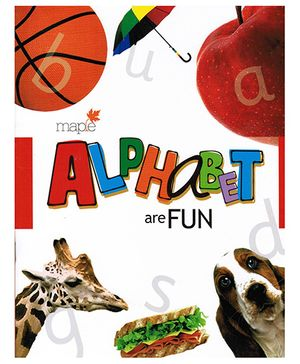 Alphabets Are Fun - English